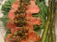 sear tuna