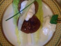 falafal cakes